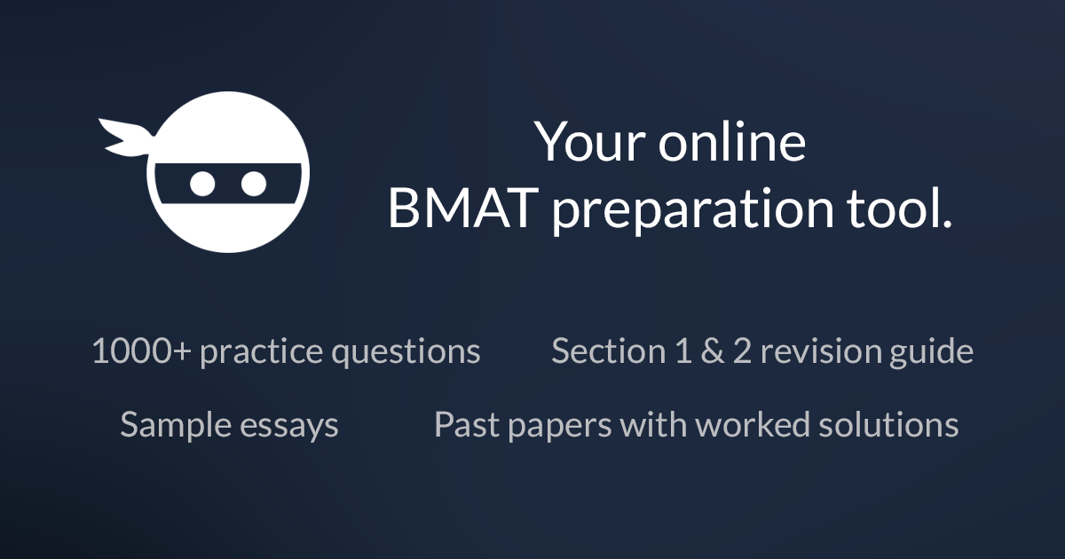 Bmat section 3 essay help
