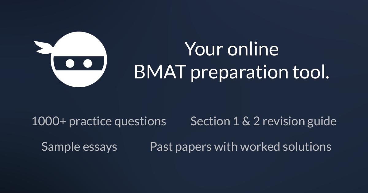 bmat section 3 essay help